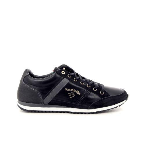 Pantofola d'oro herenschoenen veterschoen zwart 182980
