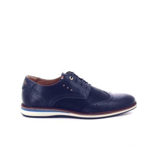 Pantofola d'oro koppelverkoop veterschoen donkerblauw 169403