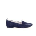Paoli ballerina damesschoenen mocassin blauw 172820
