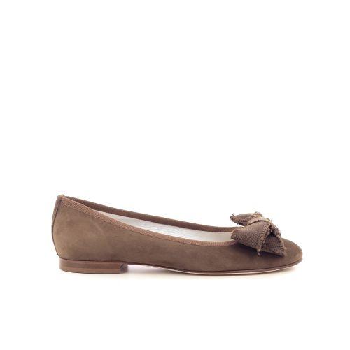 Paoli firenze damesschoenen ballerina camel 203974