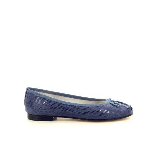 Paoli firenze damesschoenen ballerina donkerblauw 193269