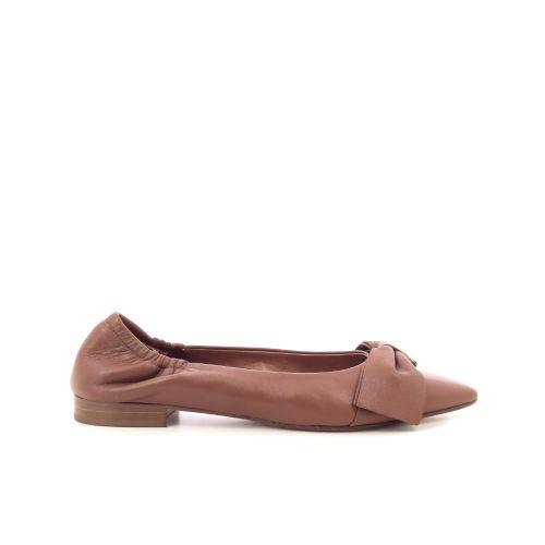 Paoli firenze damesschoenen ballerina zwart 203969