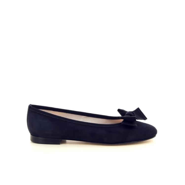 Paoli firenze damesschoenen ballerina donkerblauw 193282