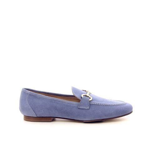 Pascucci damesschoenen mocassin donkerblauw 193533