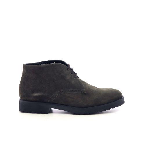 Pascucci damesschoenen boots kaki 218960