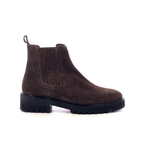 Pascucci damesschoenen boots kaki 218962