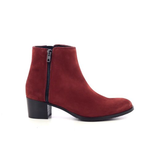 Pascucci damesschoenen boots roest 209123