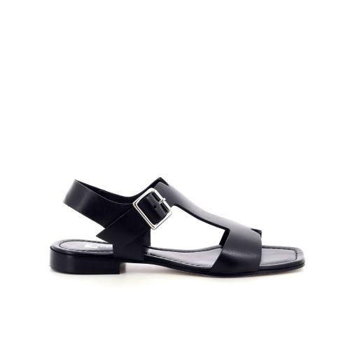 Pascucci damesschoenen sandaal zwart 215315