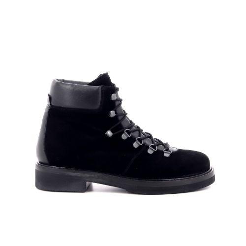 Pascucci damesschoenen boots zwart 218968