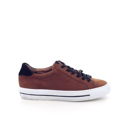 Paul green  sneaker cognac 200448