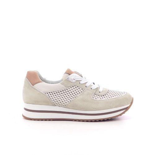 Paul green damesschoenen sneaker beige 205212