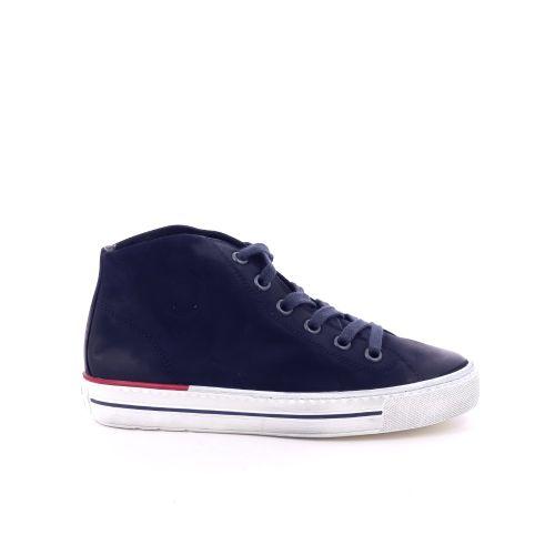 Paul green damesschoenen sneaker donkerblauw 200438