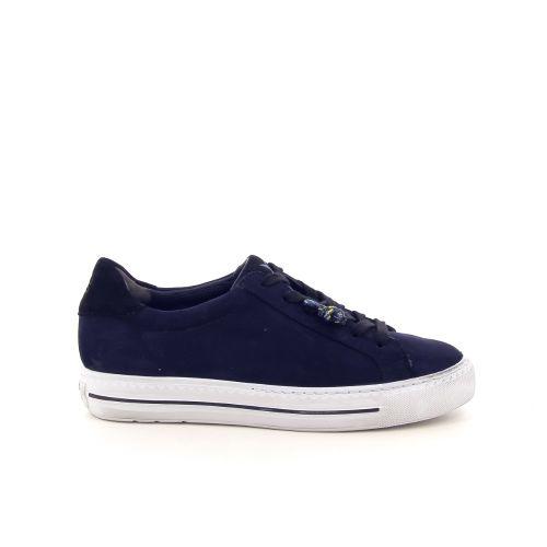 Paul green damesschoenen sneaker donkerblauw 200450