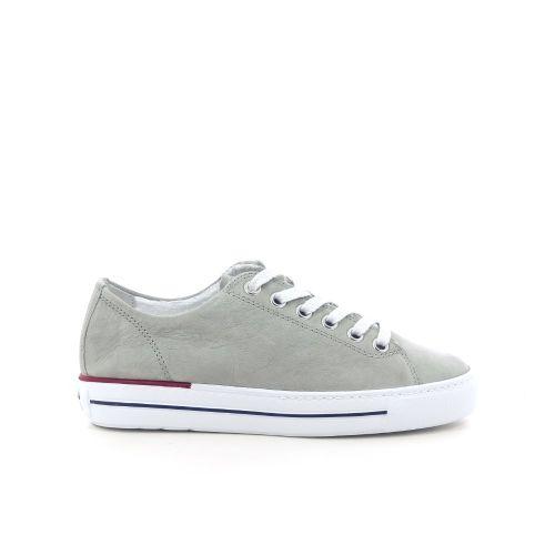Paul green damesschoenen sneaker l.kaki 214489