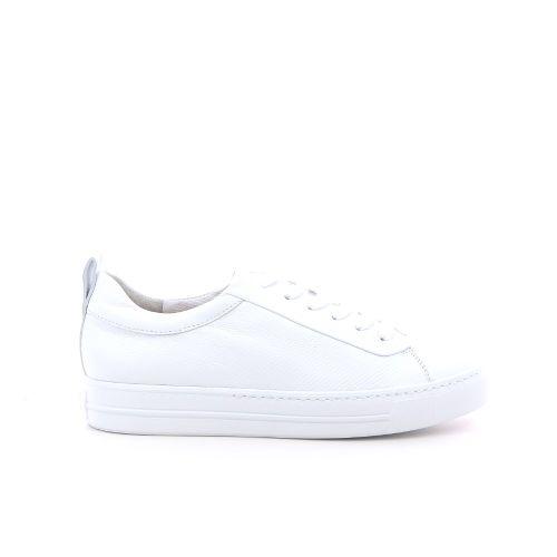 Paul green damesschoenen sneaker wit 205225