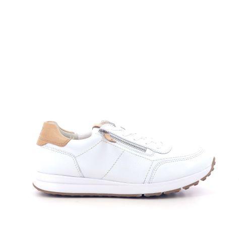 Paul green damesschoenen sneaker wit 214488