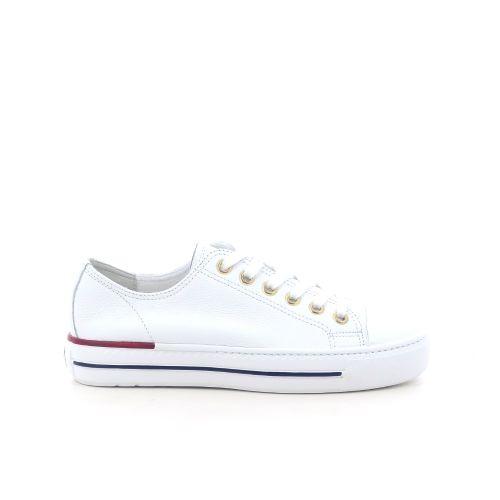 Paul green damesschoenen sneaker wit 214490