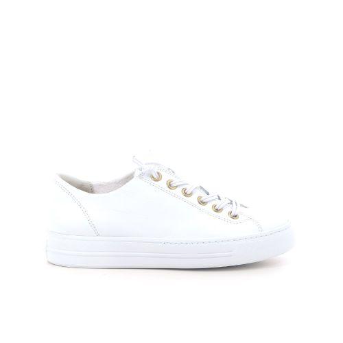 Paul green damesschoenen sneaker wit 214491