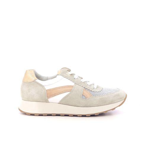 Paul green damesschoenen sneaker zandbeige 214485