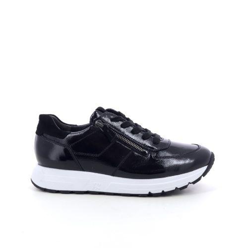 Paul green damesschoenen sneaker zwart 200441
