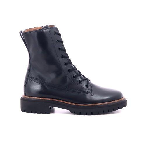 Paul green damesschoenen boots zwart 210713