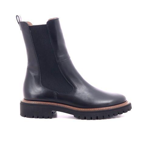 Paul green damesschoenen boots zwart 218809