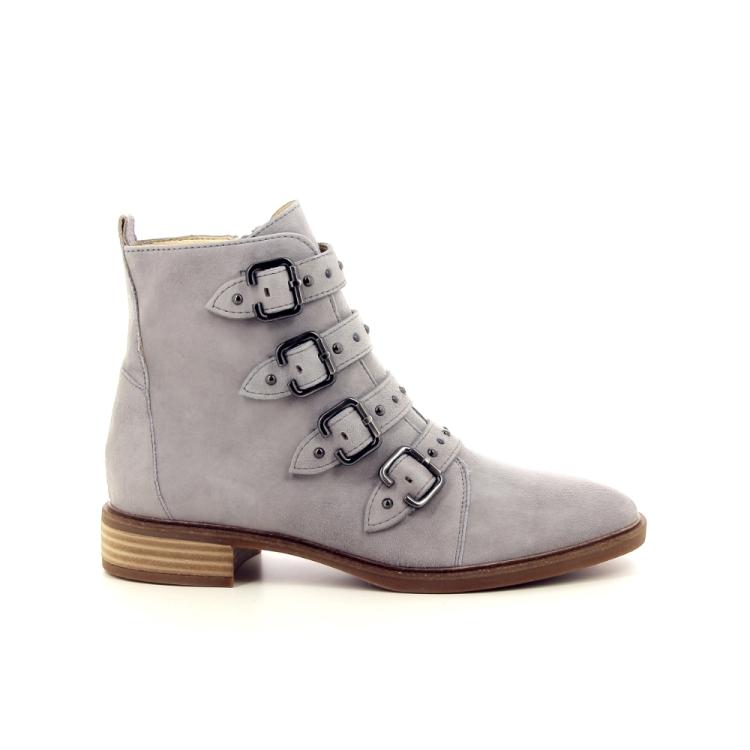 Paul green damesschoenen boots lichtgrijs 194757