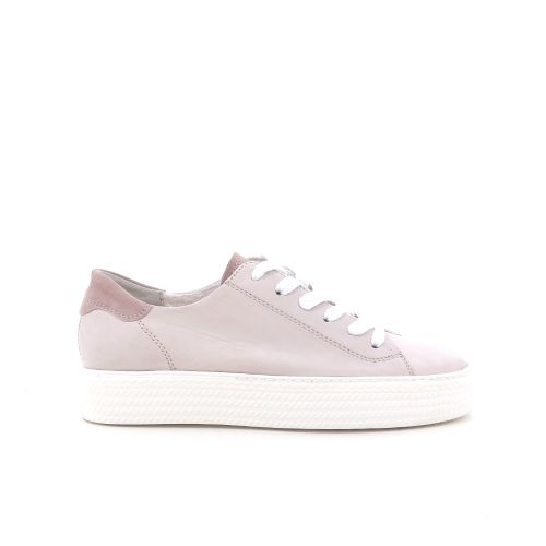 Paul green  sneaker poederrose 205215