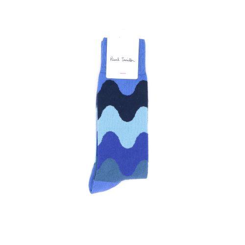 Paul smith accessoires kousen blauw 212840