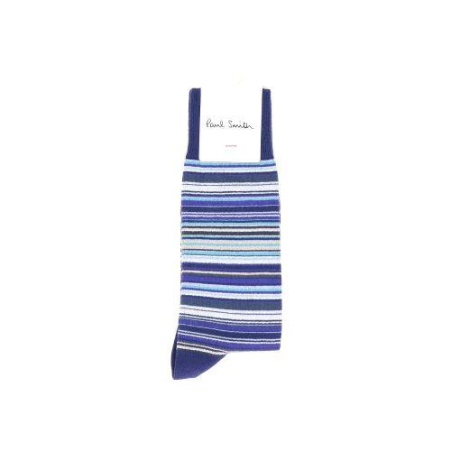 Paul smith accessoires kousen blauw 217399
