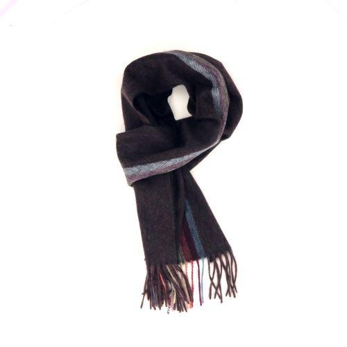 Paul smith accessoires sjaals bruin 217353