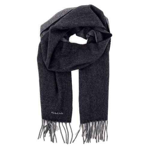 Paul smith accessoires sjaals grijs 198538