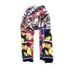 Paul smith accessoires sjaals zwart 192109