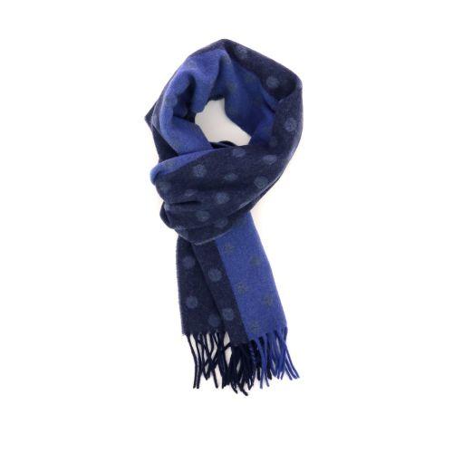 Paul smith  sjaals blauw 208322