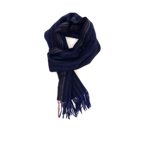 Paul smith  sjaals blauw 208326