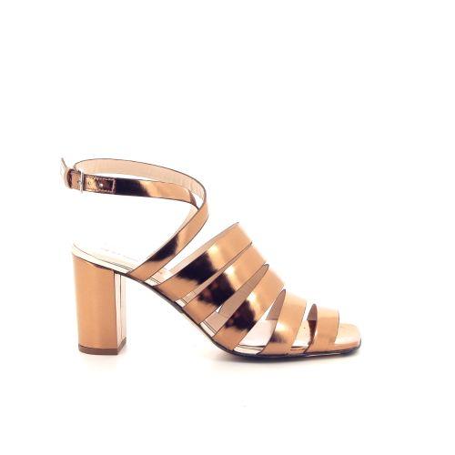 Paul smith damesschoenen sandaal brons 168394