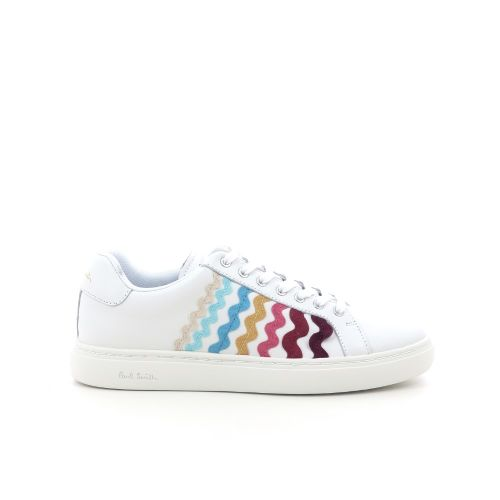 Paul smith damesschoenen veterschoen wit 202232