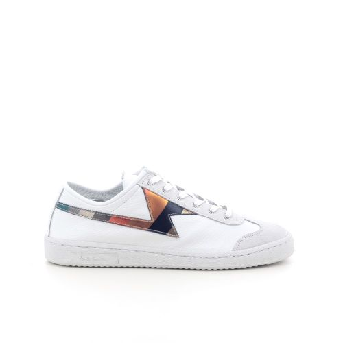 Paul smith damesschoenen veterschoen wit 202236