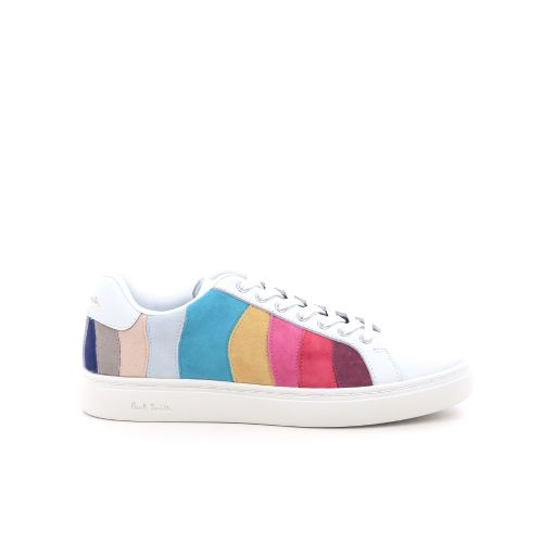 Paul smith damesschoenen veterschoen wit 212141