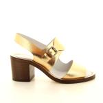 Paul smith damesschoenen sandaal goud 98046