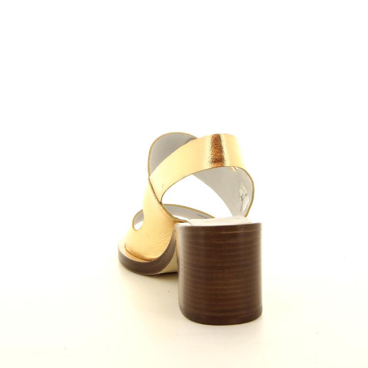 Paul smith damesschoenen sandaal goud rose 98046