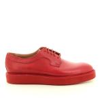 Paul smith damesschoenen veterschoen rood 98051