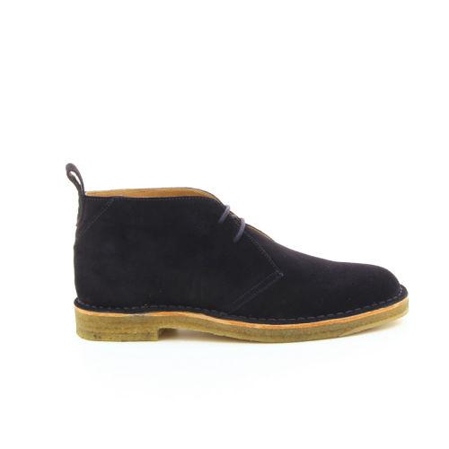 Paul smith herenschoenen boots inktblauw 17170