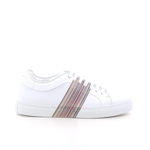 Paul smith herenschoenen sneaker wit 98091