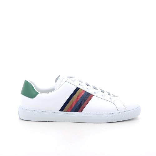Paul smith herenschoenen veterschoen wit 212149