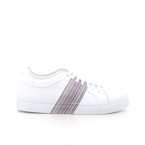 Paul smith herenschoenen sneaker wit 217062