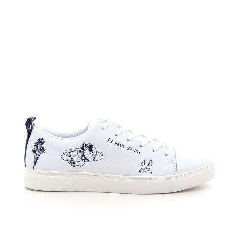 Paul smith herenschoenen sneaker wit 217063