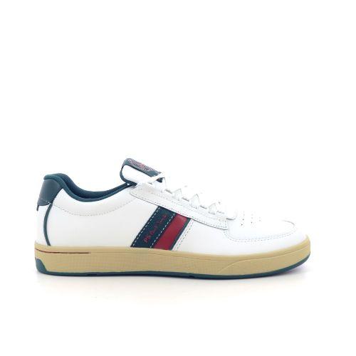 Paul smith herenschoenen sneaker wit 217064
