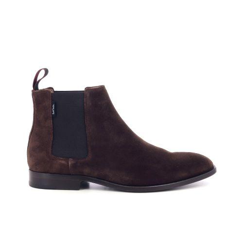 Paul smith herenschoenen boots zwart 208316
