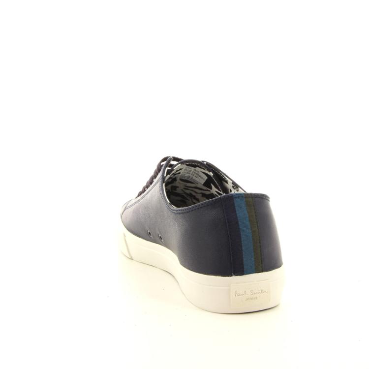 Paul smith herenschoenen sneaker donkerblauw 98098